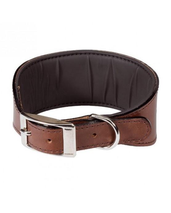 collar-perros-cuero-galgo-hebilla-ferplast-CLP24
