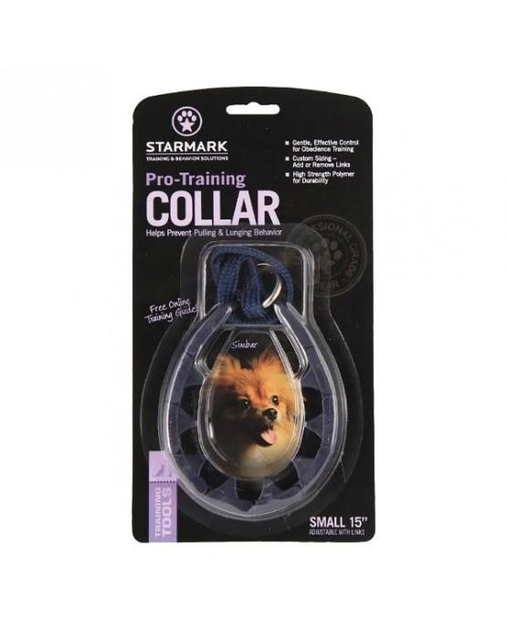 Collar Triple Crown adiestramiento sintetico perros pequeños