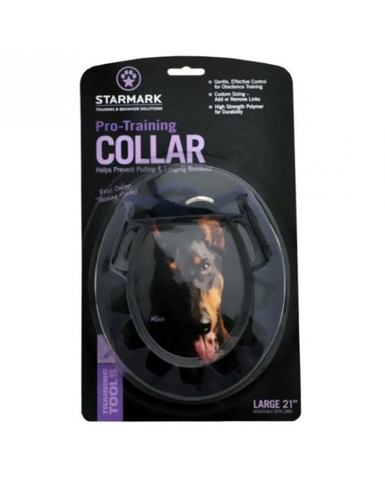 Collar Triple Crown adiestramiento sintetico perros grandes