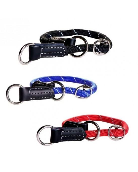 collar nylon redondo rogz perros