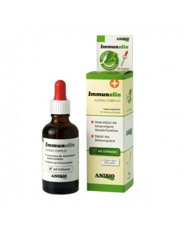 Complemento Immunalin para perros y gatos Anibio