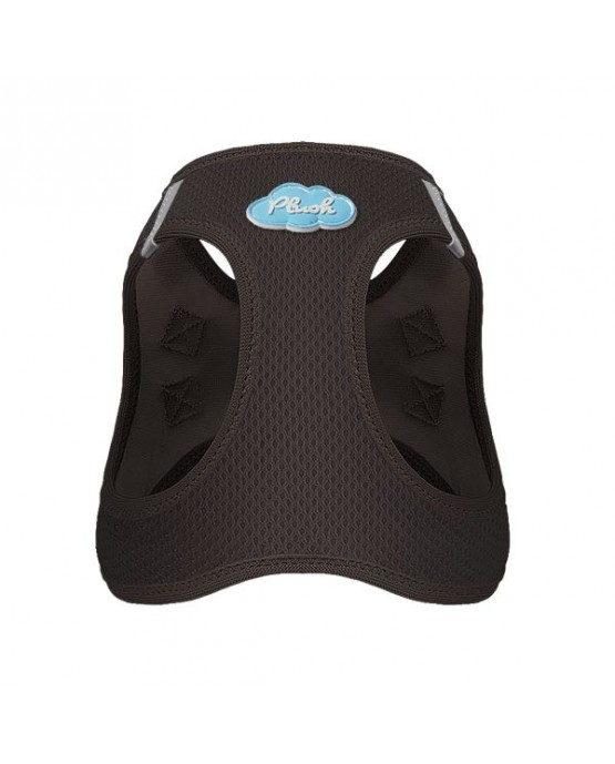 Arnes Curli Air Mess chocolate para perros