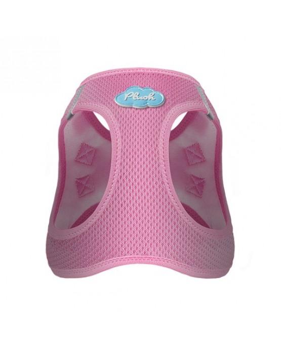Arnes Curli Air Mess rosa para perros