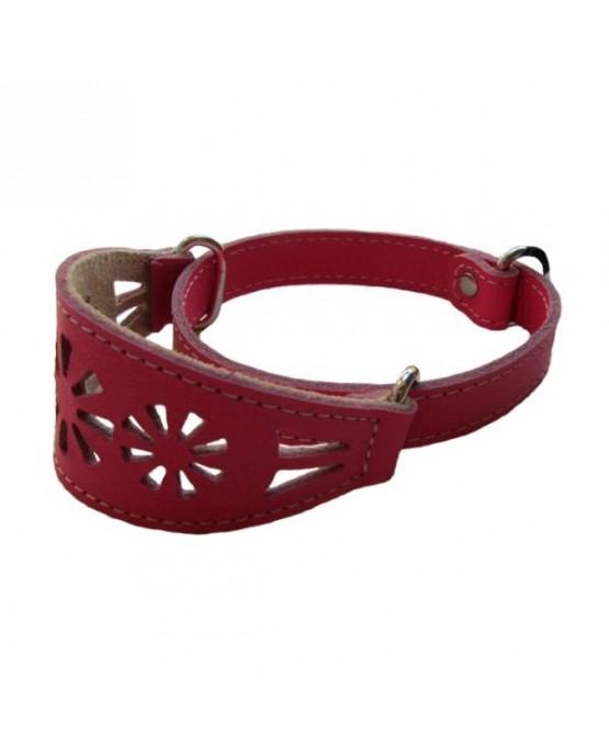 collar-galgos-piel-cuero-filigrana-perros-fucsia-CLP541