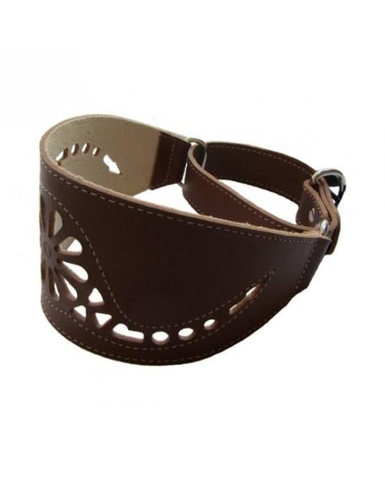 collar-galgos-piel-cuero-filigrana-perros-marron-CLP549