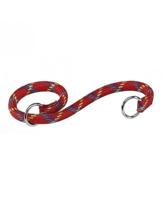 Collar nylon redondo Sport rojo Ferplast
