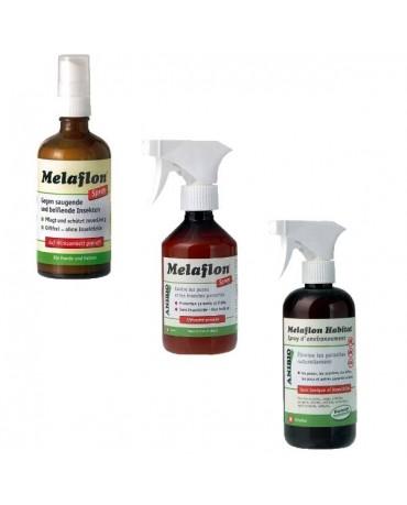 Spray Melaflon antiparasitario Anibio