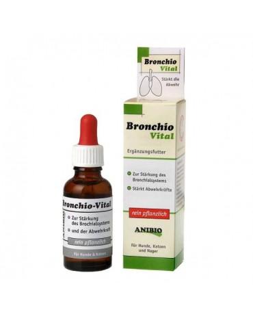 Complemento Respiratorio Bronchio Vital perros y gatos Anibio