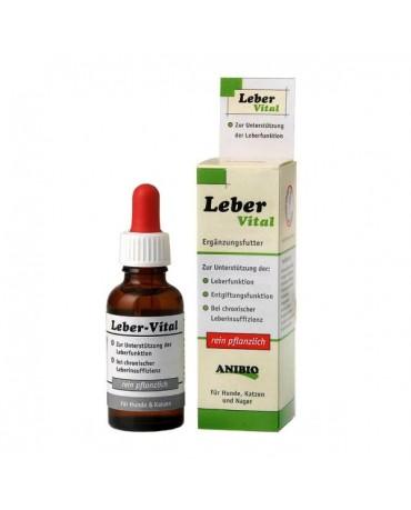 Complemento Hepatico Leber Vital Anibio