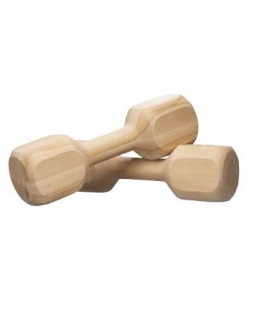 Mordedor de madera para perros