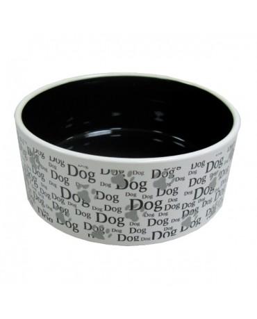 comedero perros gatos impreso ceramica