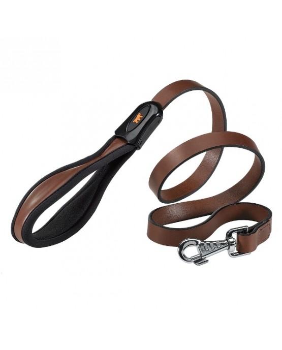 correa-perros-cuero-giotto-asa-ergonomica-ferplast-marron-CRP121
