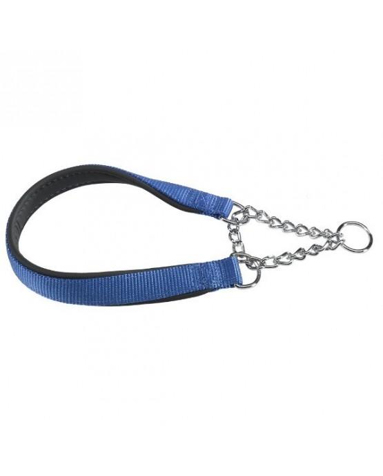 Collar nylon Daytona azul Ferplast para perros