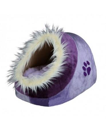 Cueva Minou lila y violeta