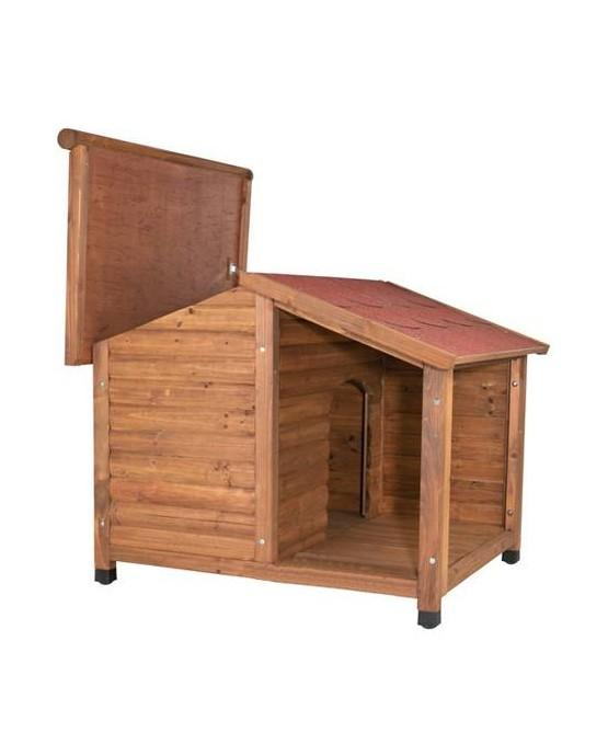 Caseta de madera Natura con terraza
