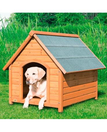 Caseta de madera Natura Clasica perros y gatos
