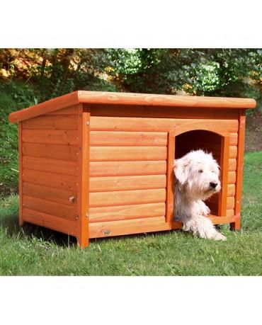 Caseta de madera Natura perros y gatos