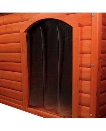 Puerta para Casetas madera Natura