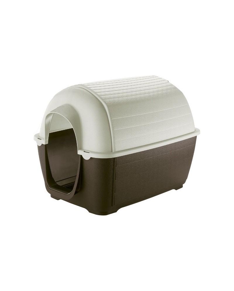 Caseta de plastico kenny ferplast mascotaland for Casetas de plastico
