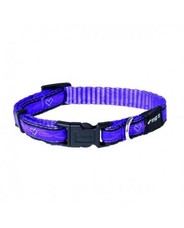 Collar nylon Rogz Modelo BJ para perros