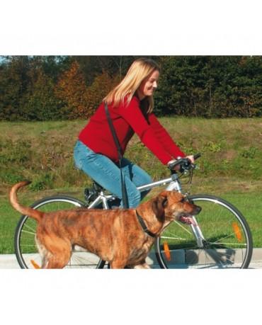 Correa para pasear en bicicleta Footing