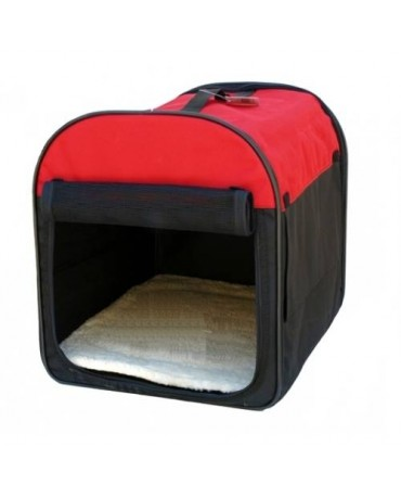 Transportin para perros de Nylon plegable