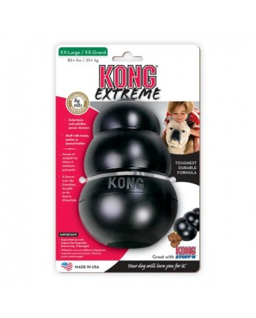Juguete Kong negro Xtreme
