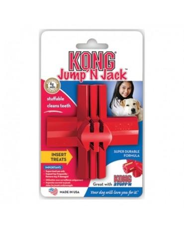 Juguete Kong Dental Jump'n Jack