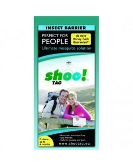 Ahuyentador Shootag portatil para personas