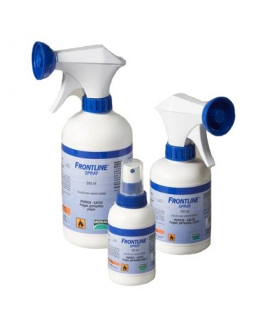 Spray para perros y gatos Frontline