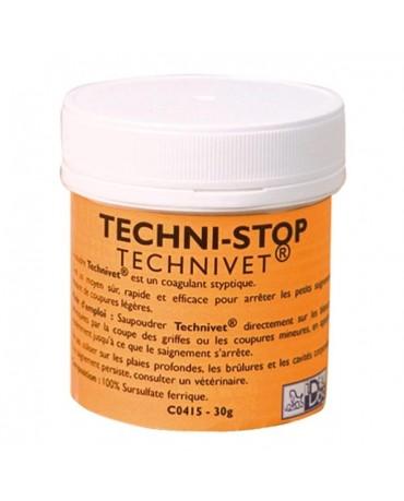 Polvos coagulantes Techni Stop