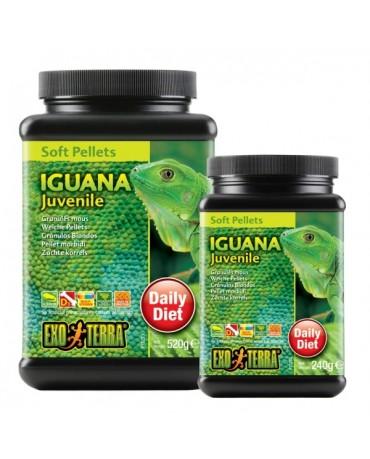 Alimento Iguana juvenil Exo Terra