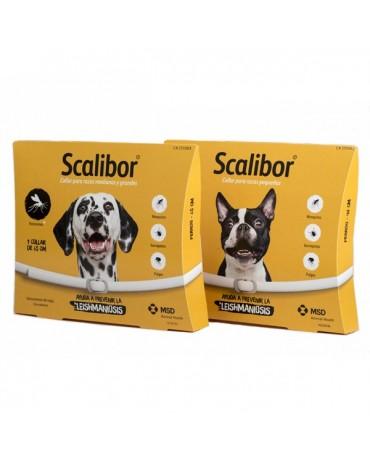 Collar Scalibor antiparasitarios para perros