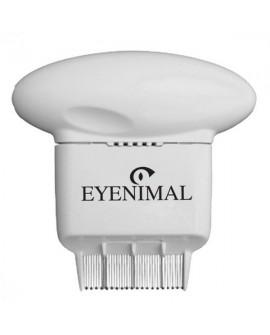 Peine electronico anti pulgas