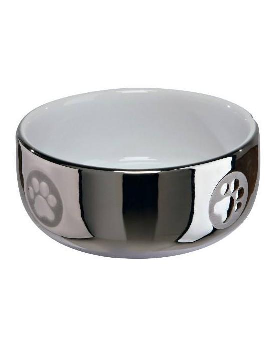 comedero-ceramica-plata-gatos-huellas-CYBG100