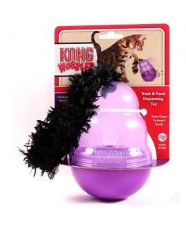 Juguete Kong Wobbler para gatos