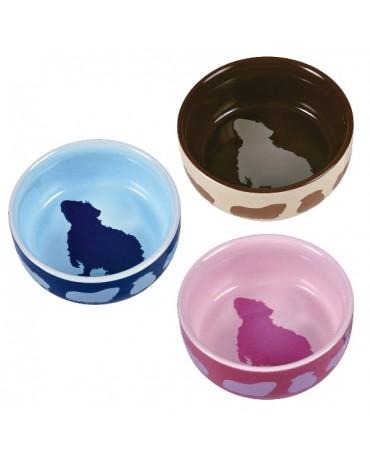 Comedero motivo cobaya ceramica