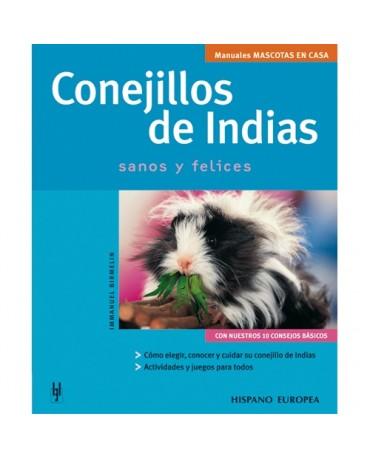 Libro Conejillos de indias sanos y felices