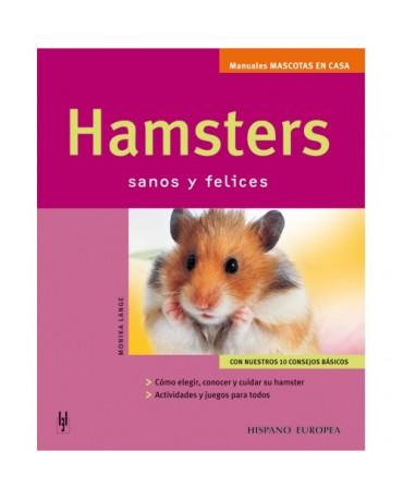 Libro Hamsters sanos y felices