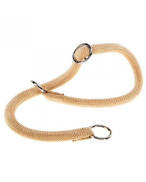 Collar nylon redondo Sport beige Ferplast