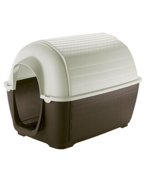 Caseta de plastico Benny para perros y gatos
