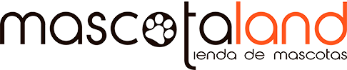 logotipo mascotaland tienda para mascotas